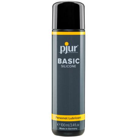 pjur Basic Silicone 100ml Massageöl