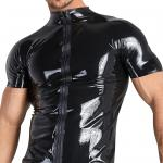 "Latex Shirt M-2XL ""Cesare"""